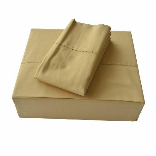 310 Thread-count Sheet Set Gold